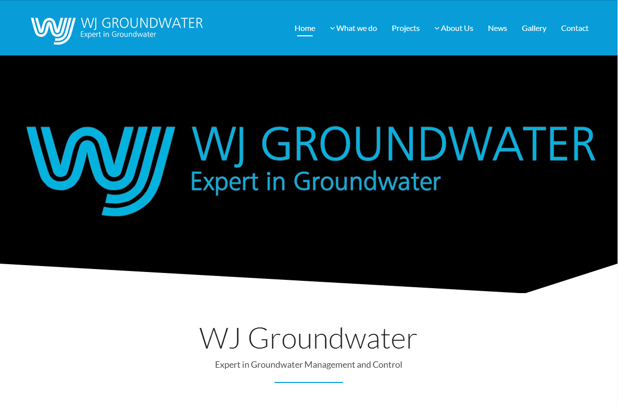 WJ Groundwater - Engineering