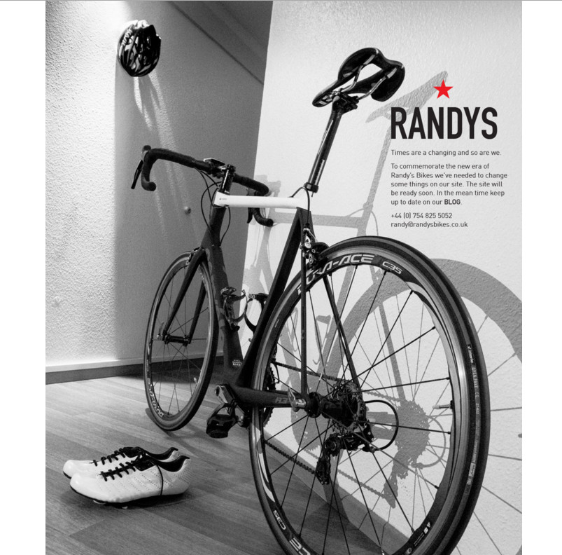 Randy's Bikes - Bike Workshop & Sales