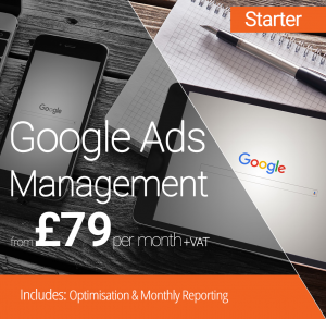 Google Adwords Management Service for Search