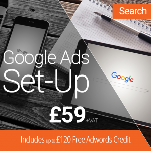 Google Ads Setup Service for Search Campaigns