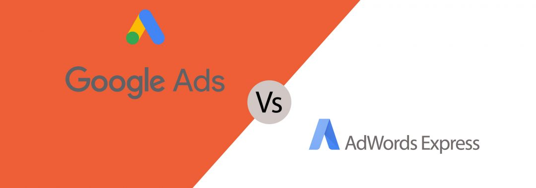Difference between Google AdWords and AdWords Express