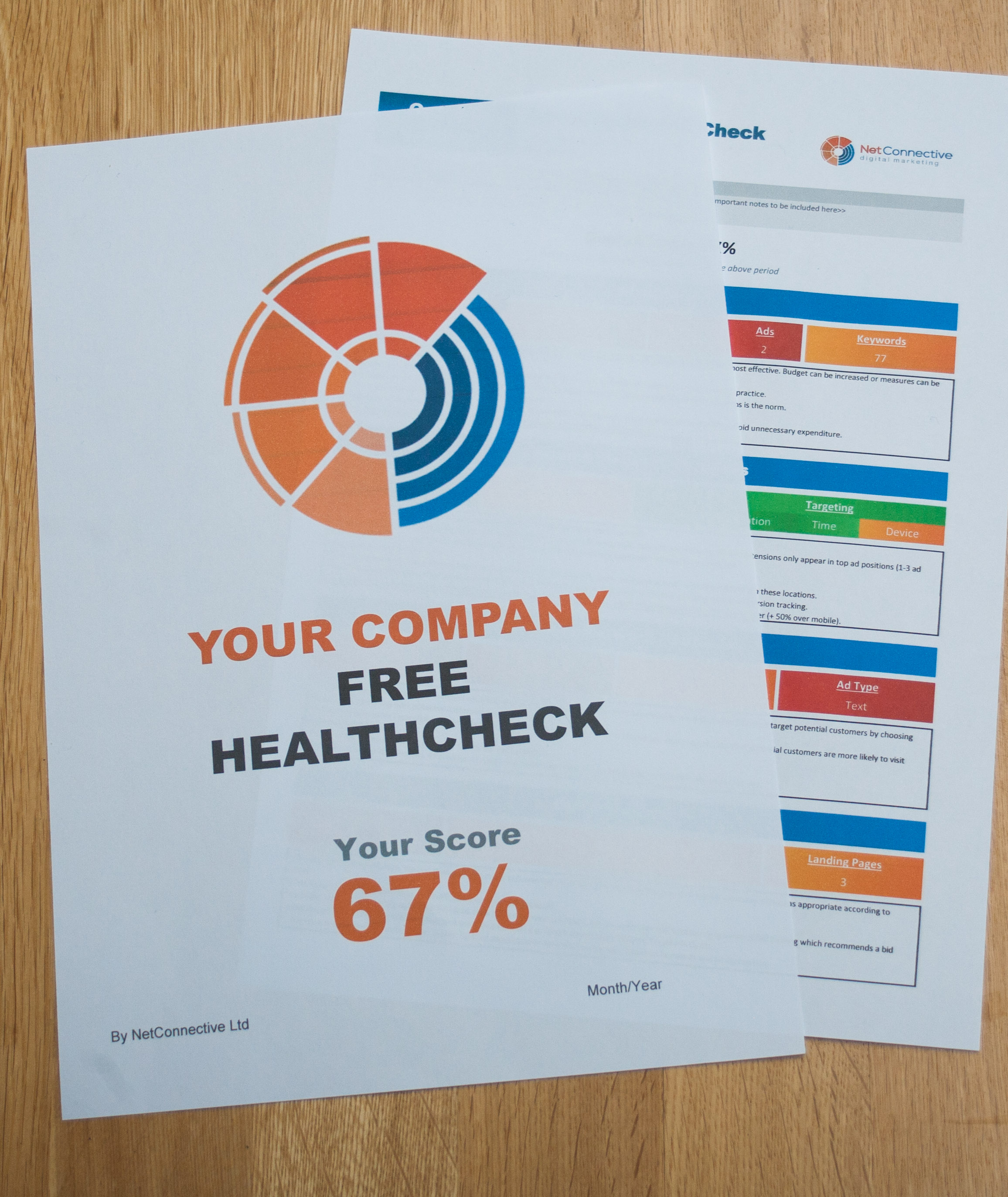 FREE Google AdWords Healthcheck and Audit