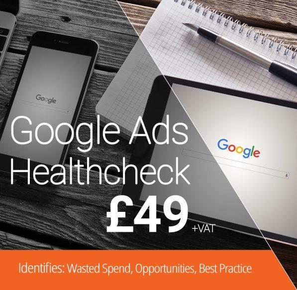 Google Ads Healthcheck Audit Service